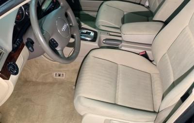 Детейлинг-химчистка Audi A4